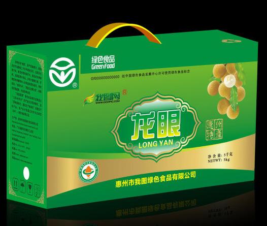 农产品包装盒的种类和盒型介绍