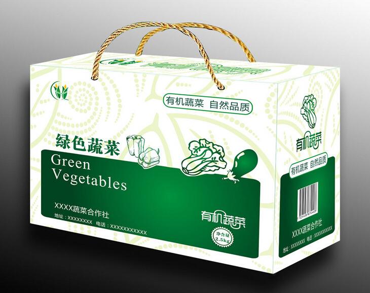 农产品包装盒的应用与提升产品价值