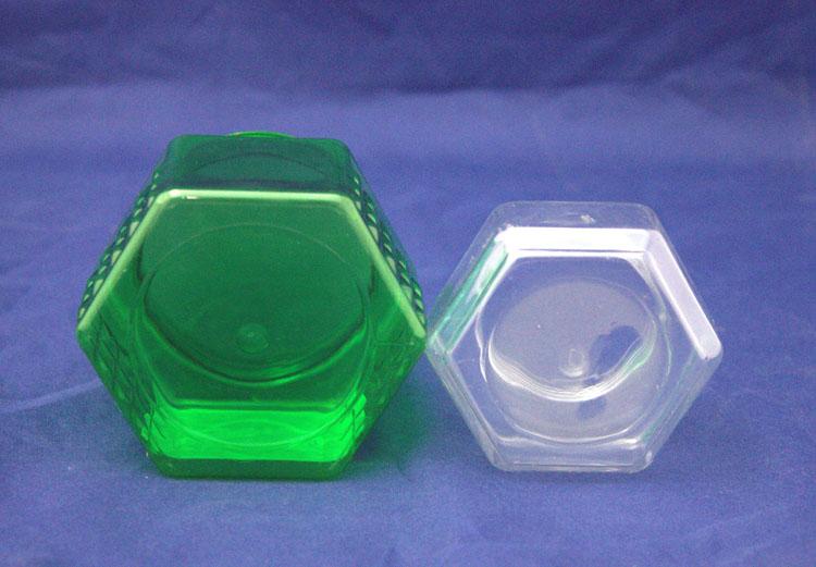 六角形膏霜瓶 干果瓶