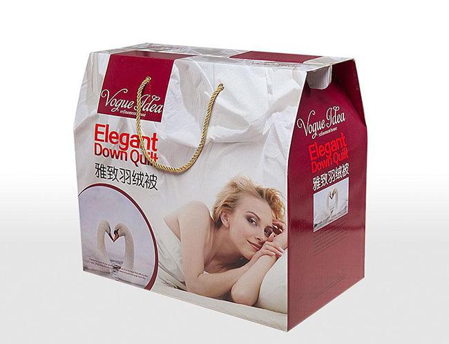 棉被包装盒|家纺包装盒|被单包装盒