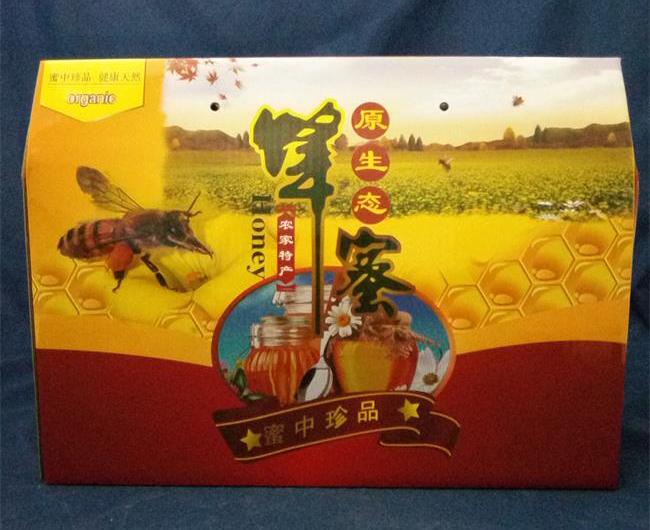 蜂蜜包装盒|农产品包装盒印刷